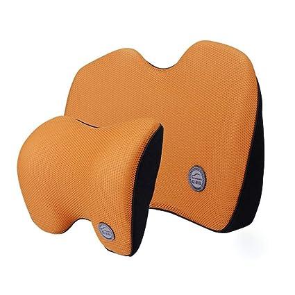Beige Travel Ease Premium Memory Foam Neck Support Pillow