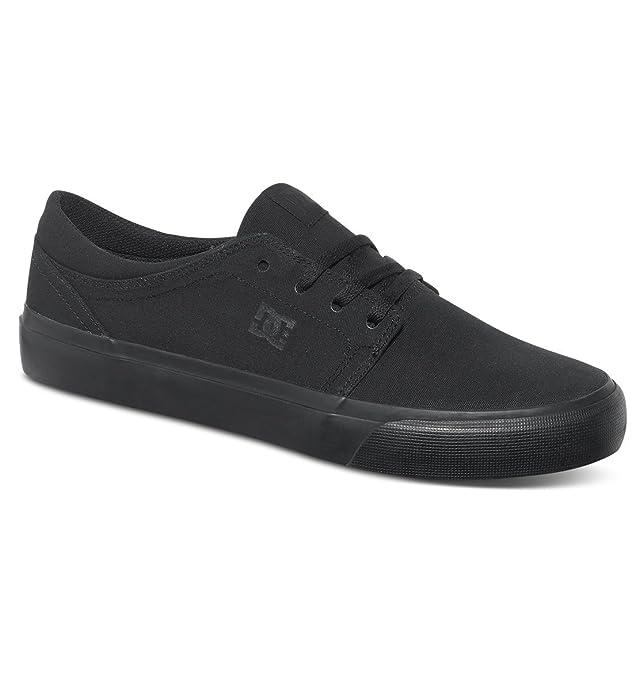 trase TX - Zapatillas de Skateboarding Hombre, Noir (3Bk), 43 DC