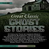 Best Charles Dickens Audio Narrators - Great Classic Ghost Stories: Sixteen Unabridged Classics Review
