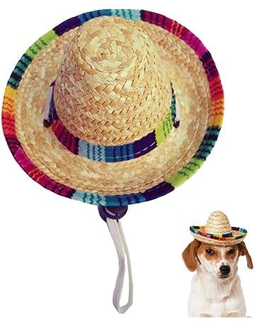 fd38e99fed6c5 Kitatayi Dog Sombrero Hat