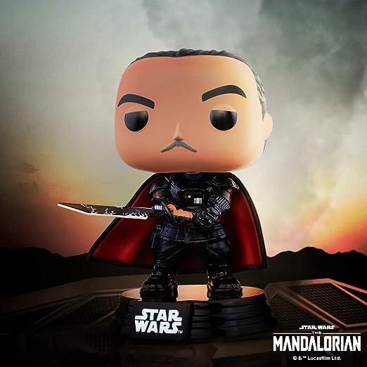 "STAR WARS THE MANDALORIAN MOFF GIDEON 3.75/"" POP VINYL FUNKO 380 UK SELLER"