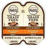 NUTRO Adult Wet Cat Food Cuts in Gravy Chicken 24 Twinpacks