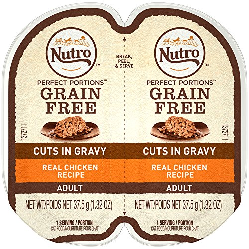 Nutro Perfect PORTIONS Cuts in Gravy Real Chicken Wet Cat Fo