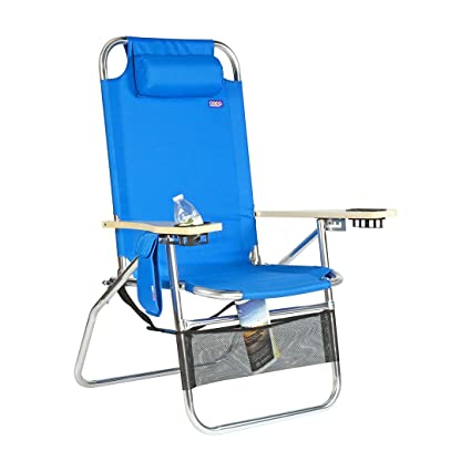 Amazing Copa Big Papa 17 Inch Hi Seat Beach Chair Home Interior And Landscaping Ferensignezvosmurscom
