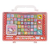 Hello Kitty ABC stamp set (japan import)