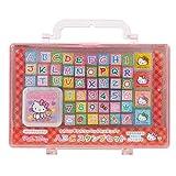 Hello Kitty ABC stamp set (japan import)