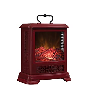 Strange Duraflame Electric Dfs 7515 03 Fireplace Stove Heater Cinnamon Pdpeps Interior Chair Design Pdpepsorg