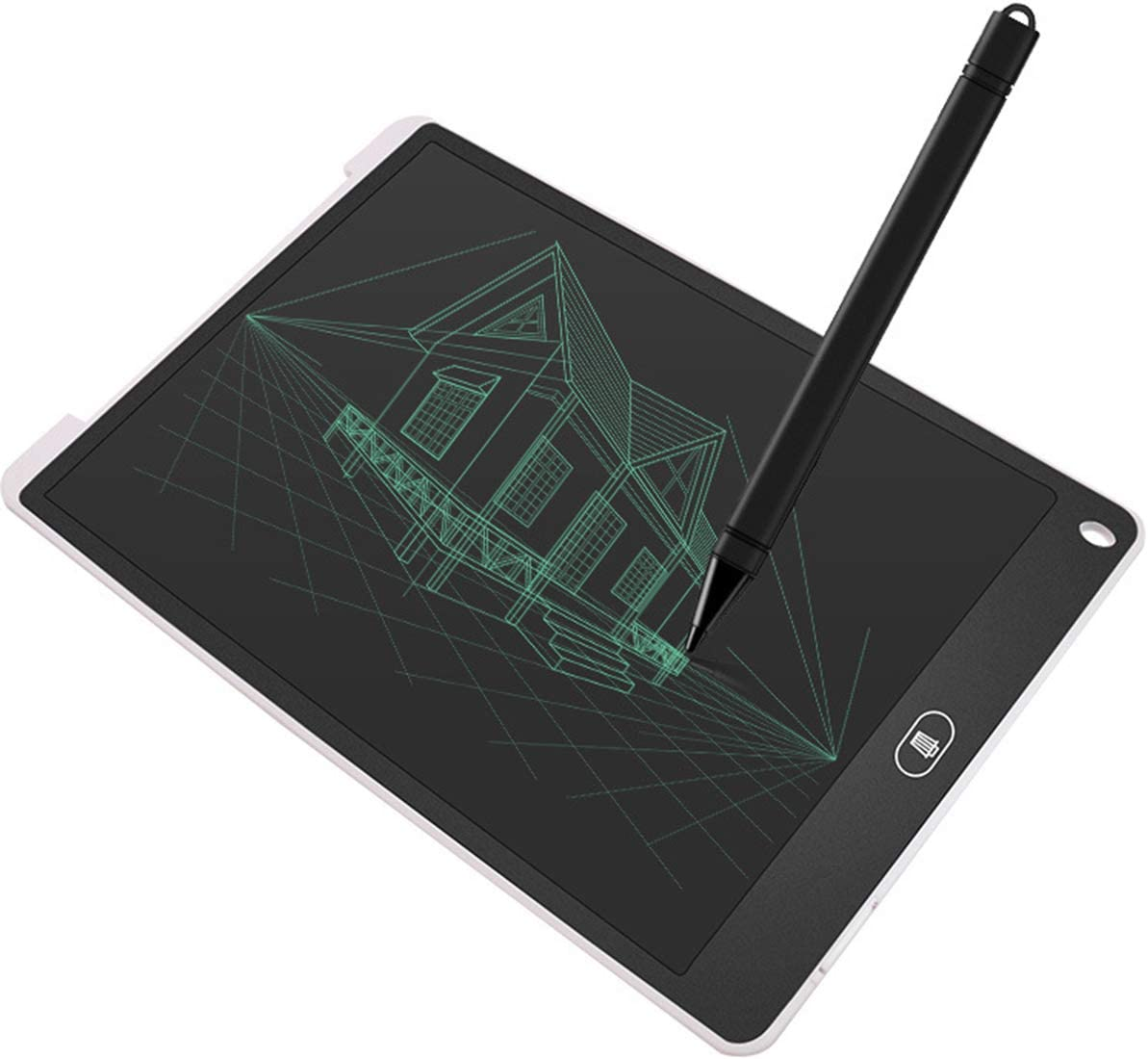 Partm Writing Tablet Handwritten Pen Intelligent Paper Children and Adults Writing Board,Electronic Writing Doodle Pad Digital Drawing Suitable for Family Office School