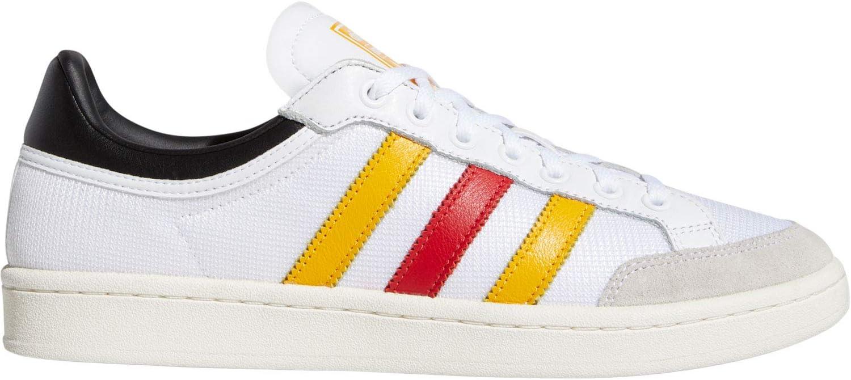 adidas originals AMERICANA LOW ftwr whiteactive gold