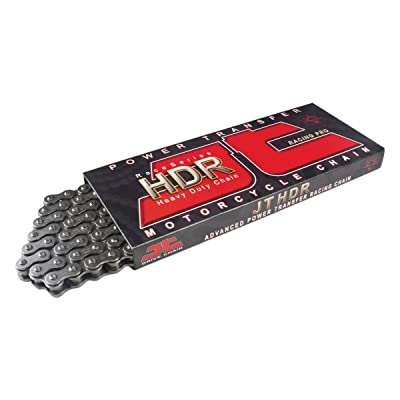 JT Sprockets JTC420HDR140SL 420 HDR 140-Link Heavy Duty Drive Chain: Automotive