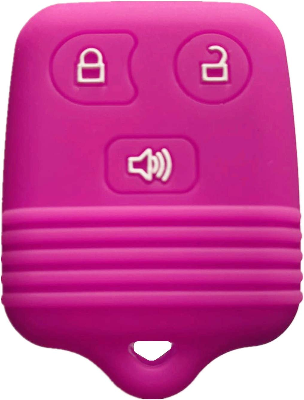 Rpkey Silicone Keyless Entry Remote Control Key Fob Cover Case protector For Ford Lincoln Mercury Mazda CWTWB1U331 GQ43VT11T CWTWB1U345 8L3Z15K601B 8L-3Z-15K-601B