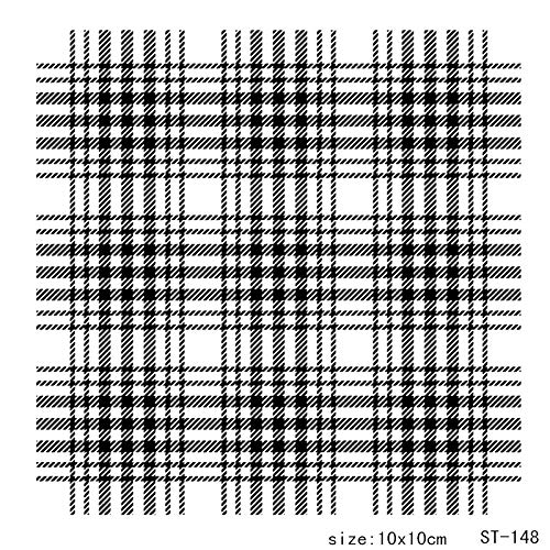 Houndstooth Background Transparent Clear Stamps/Silicone Seals for DIY Scrapbooking Photo Album/Card Making