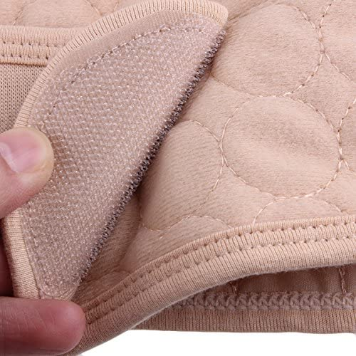 Zcargel Elastic Sweat Absorption Soft Cotton Postpartum Pregnancy Abdominal Binder Belly Tummy Support Girdle Band Belt for Waist Slimming Shaper Wrapper Abdomen Support 4