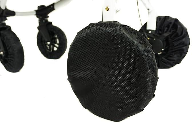 Funda para ruedas cochecito de bebé Accesorios 1 PC. Ruedas ...