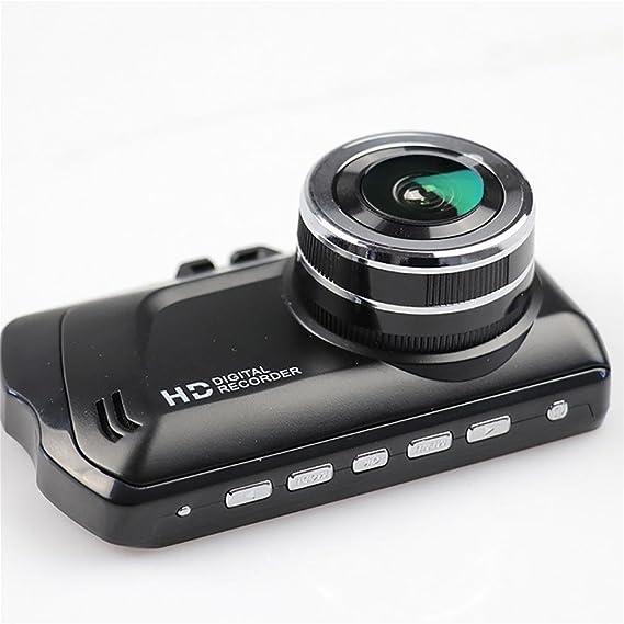 ... Car Video 1080P Coche Espejo grabadora de conducción del vehículo con doble lente de cámara cámara DVR coche con G-Sensor de aparcamiento de grabación ...