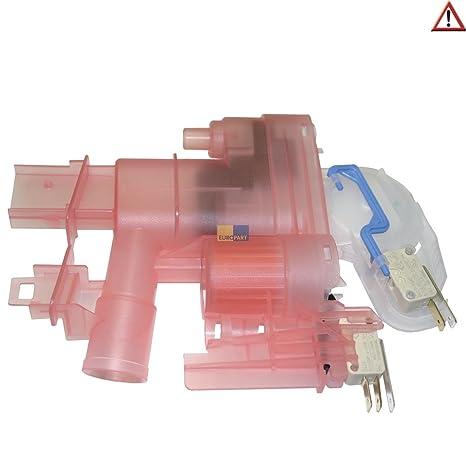 Bosch - Presostato + cámara de compresión - 00498054: Amazon ...