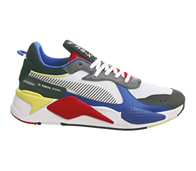 Puma Sneaker RS-X Toys Black Man  Amazon.it  Scarpe e borse 261a461580c
