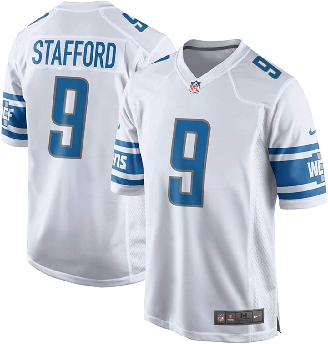 Nike NFL Detroit Lions Matthew Stafford Youth 8-20 Game Jersey, White
