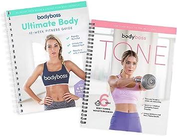 BodyBoss Fitness & Tone Bundle. Includes BodyBoss Fitness Guide and BodyBoss Tone Guide