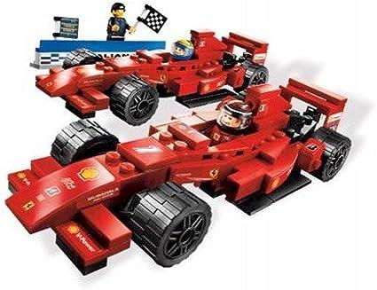 Lego Racers Ferrari Victory Amazon De Spielzeug