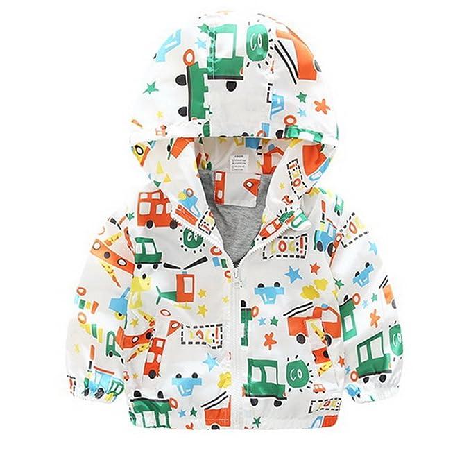 ARAUS - Abrigo - Blusa - para bebé Blanco 2-3 Años: Amazon.es: Ropa y accesorios
