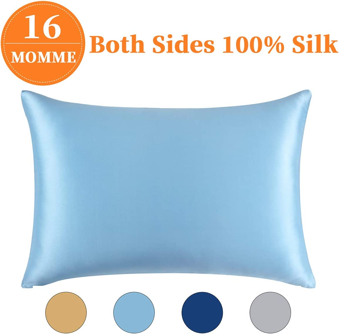 Amazon coupon code for Mulberry Silk Pillowcase