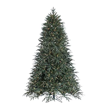 Image Unavailable - Amazon.com: Grand Fir II - 7 Ft Prelit Artificial Christmas Tree