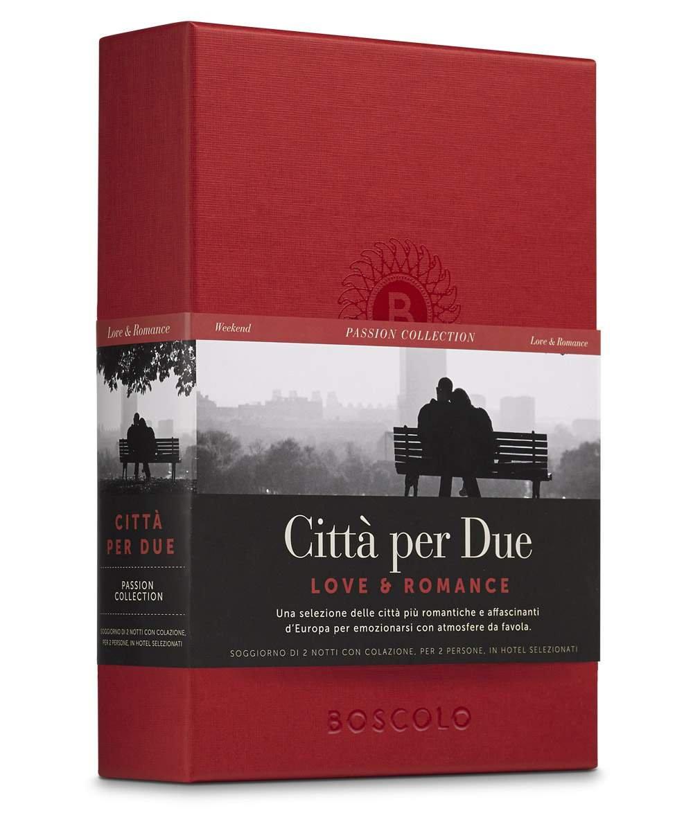 Boscolo Gift - Città per Due. Week end romantico e box regalo per ...