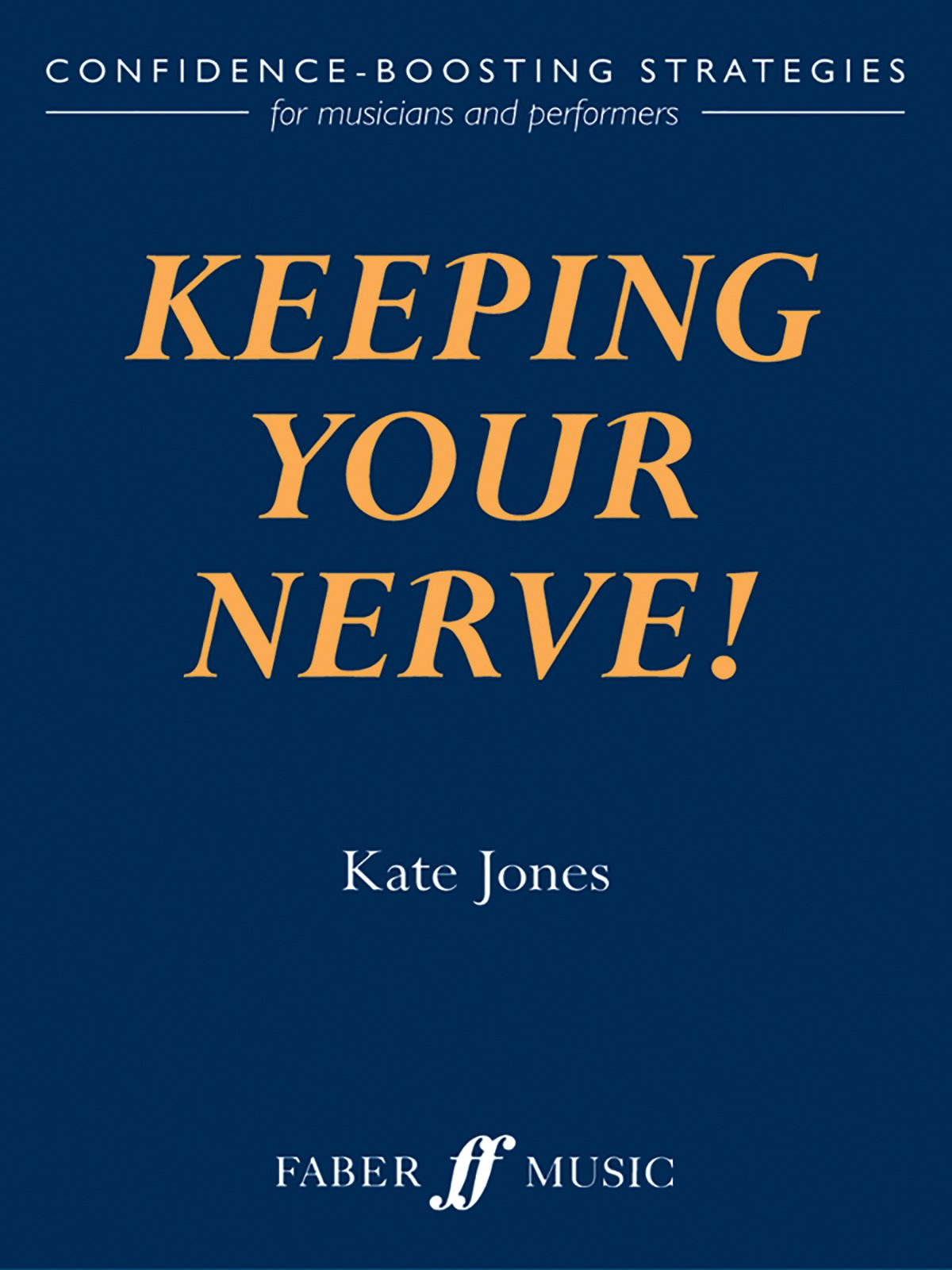 Download Keeping Your Nerve! (Faber Edition) pdf