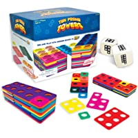 Junior Learning JL155 Ten Frame Towers Board Games