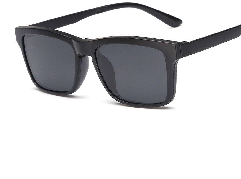 Amazon.com: 2202 - Gafas de sol magnéticas, talla única ...