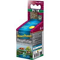 JBL Nano-Prawn 23183 Voeding voor kleine garnalen, granulaatvoer, 60 ml