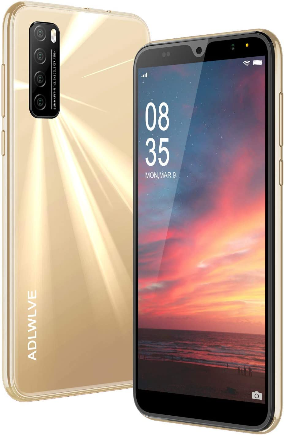 Moviles Libres Baratos 4G, Android 9.0 3GB RAM 32GB ROM Telefono Moviles 6.3