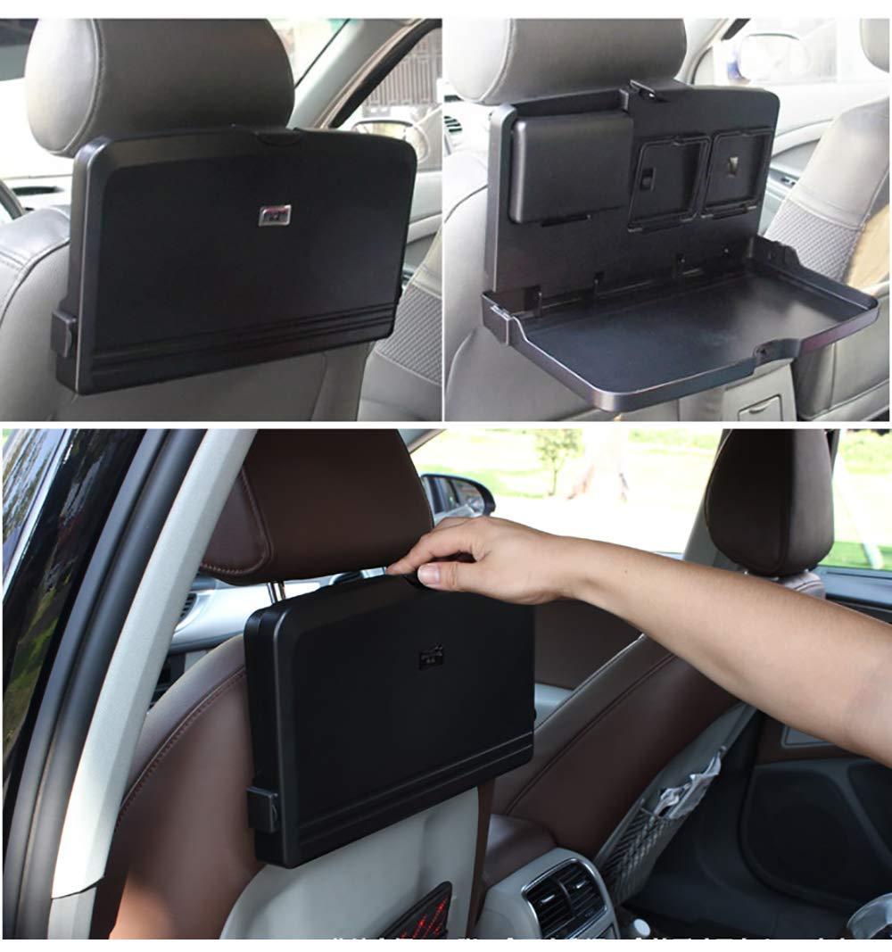HERCHR Car Storage Bag Black Car Seat Back Pocket Storage Bag