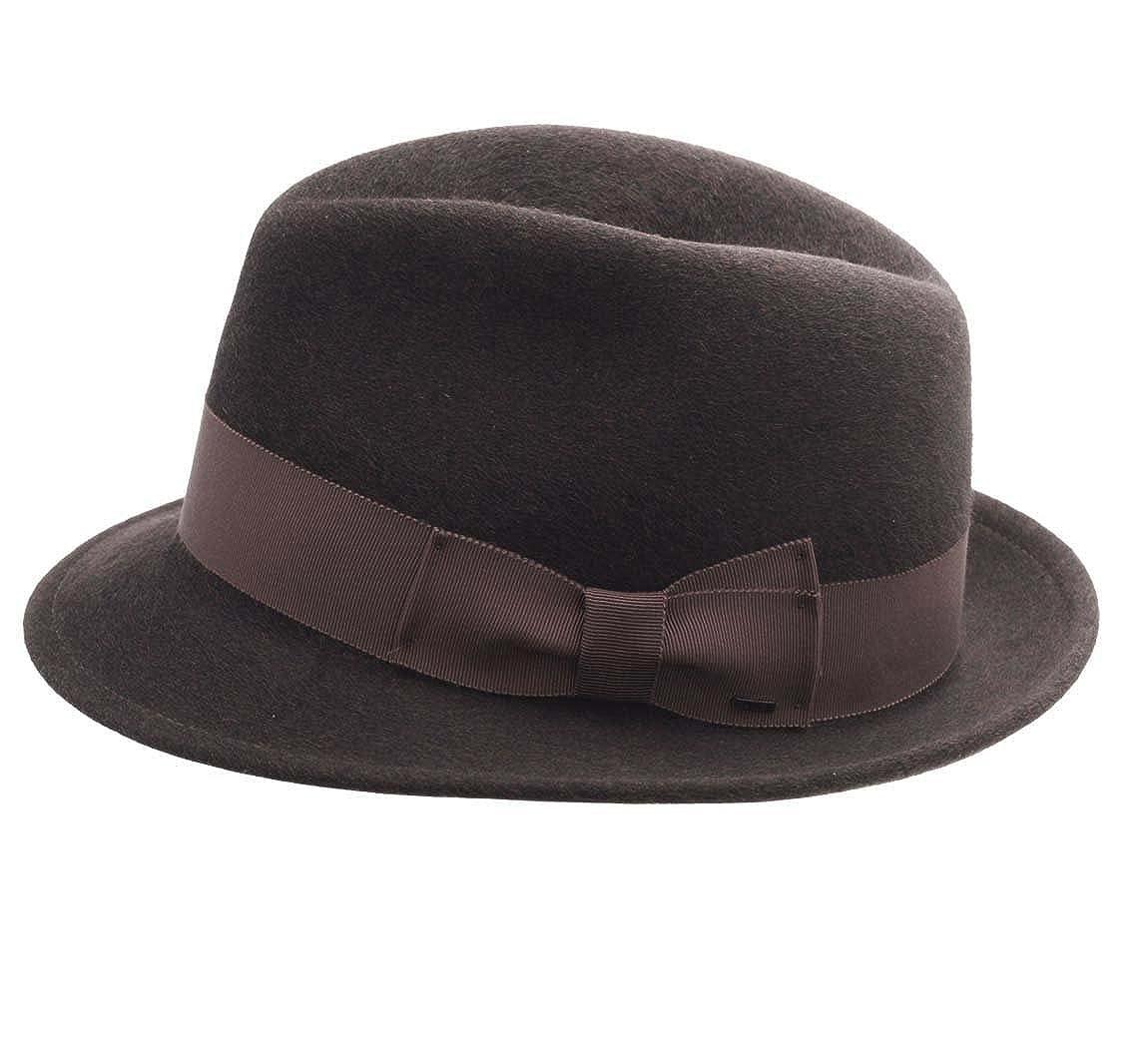 Bailey of Hollywood Riff Wool Felt Fedora Hat