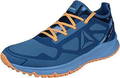 Reebok BD4512, Zapatillas de Trail Running para Mujer, Gris (Stonewash/Gable Grey/Fire Spark/Silverr M), 42.5 EU: Amazon.es: Zapatos y complementos