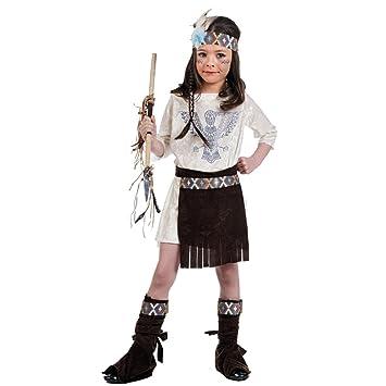 Limit Sport - Disfraz de india para niña (MI963): Amazon.es ...