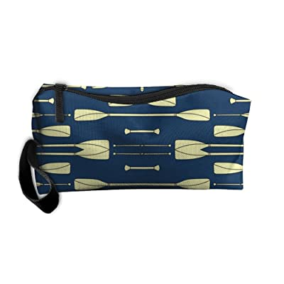 1d0915d5b8 70%OFF Rowing Oars Navy And Cream Cosmetic Bag