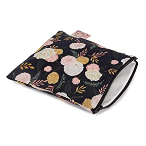 Chelsea + Cole For Itzy Ritzy Reusable Snack Bag; 7