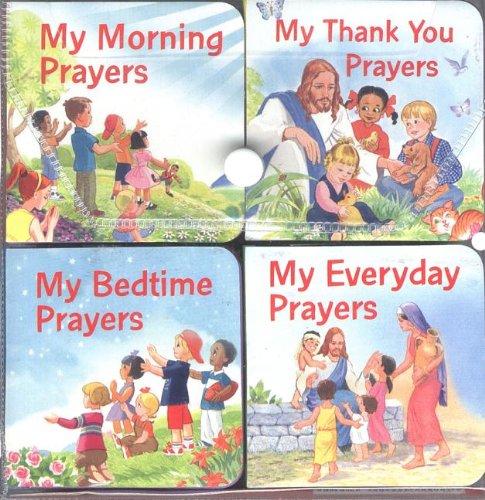 My Catholic Prayer Treasury (4 Book Set) (My First Prayer Book Catholic)