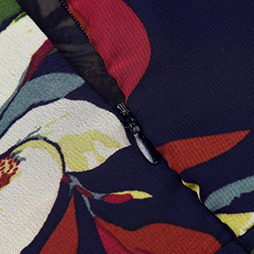 Maxi 5XL Chiffon Longue Floral Femmes Formelle Imprime Grande Robe Soire Vente Robe Taille Marron Meilleure WWricotta Imprim Robe Prom Women qwUTEgS4