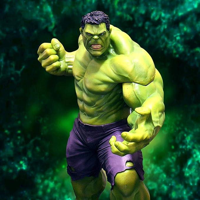 Hulk Action-Figur Sammlung Animierte Charakter Modell