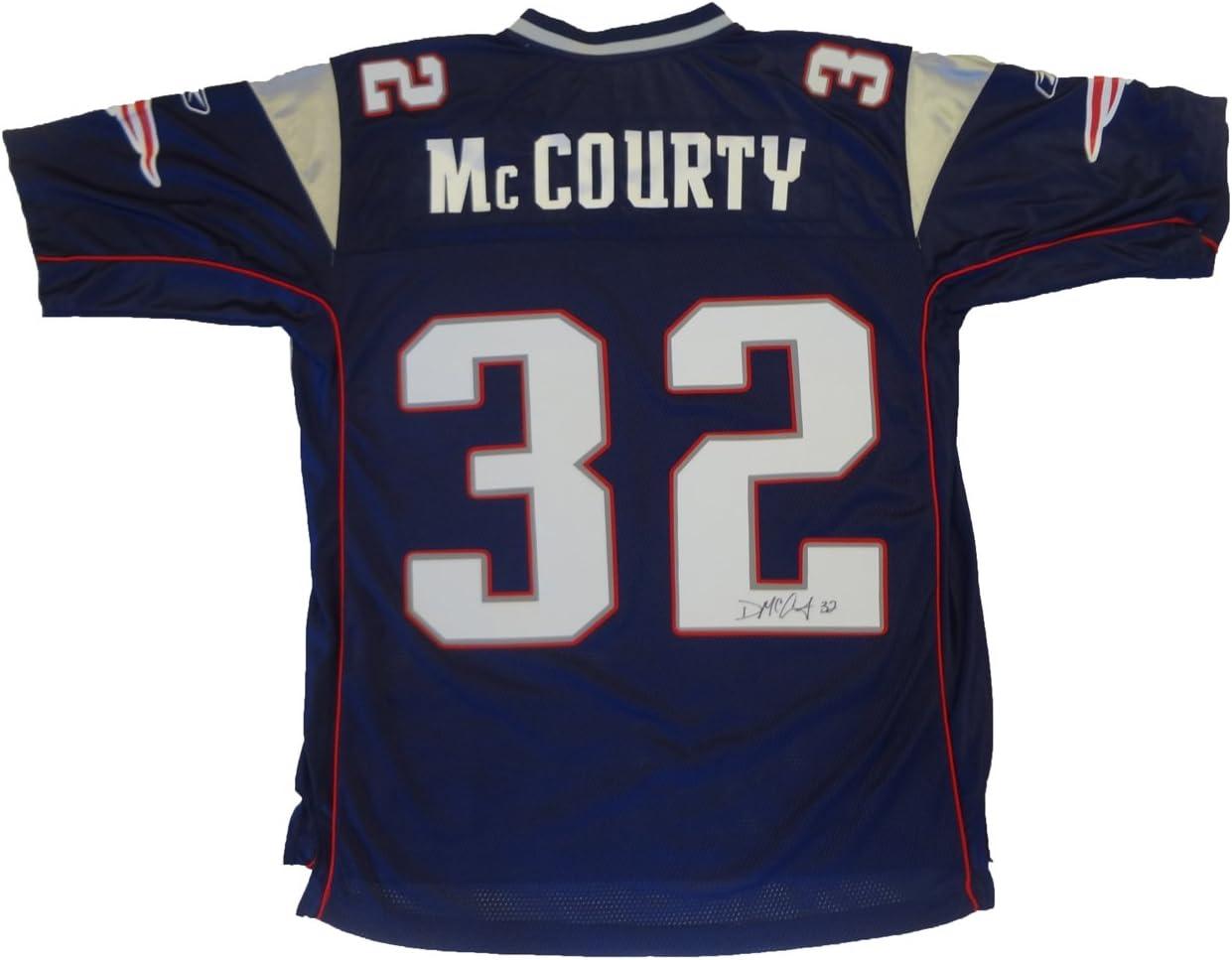 B00EOY3KU0 Devin McCourty Autographed New England Patriots Jersey W/PROOF Picture of Devin Signing For Us, New England Patriots, Rutgers Scarlet Knights, 2010 NFL Draft, Top Prospect, Pro Bowl 61tlfSUixfL.SL1291_