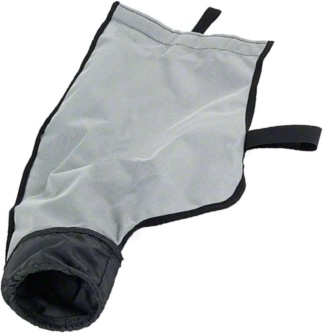 ATIE Pool Cleaner Debris Bag Kit 360240 Replacement (w/o Collar) Fits for Pentair Racer 360228/360330 Pool Cleaner Debris Bag 360240 (1 Pack)