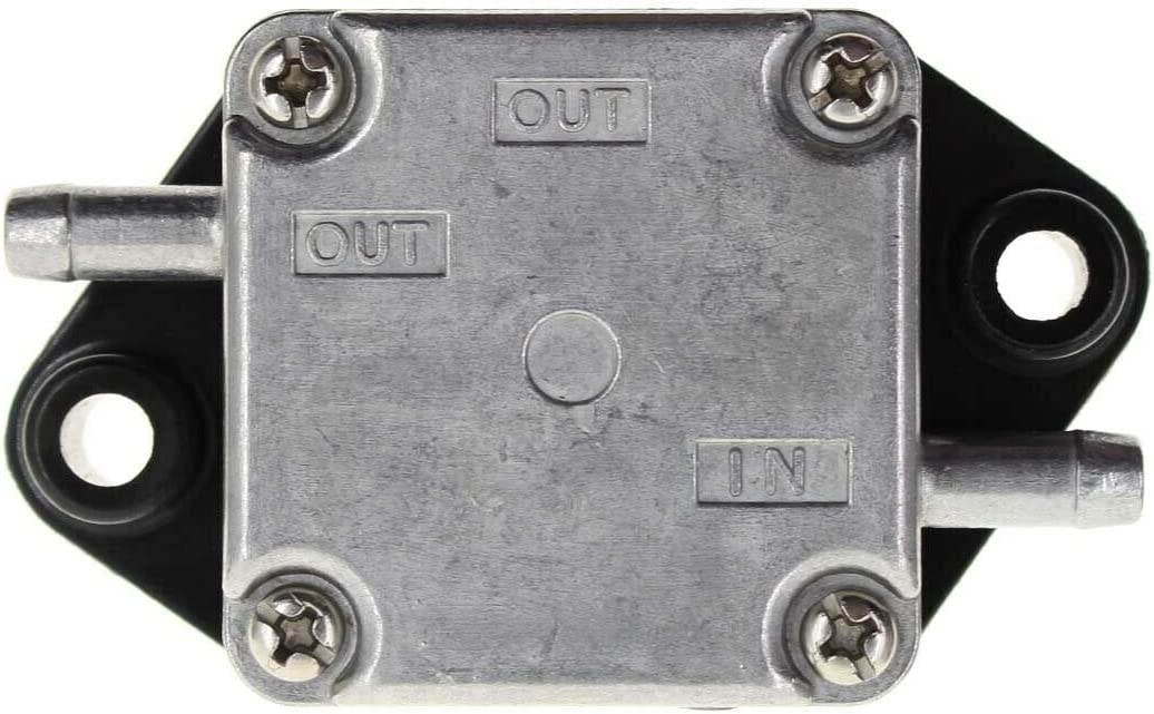 ACAMPTAR Kraftstoffpumpe f/ür 03-11 Au?Enborder 4 5 6 PS Motor DF4 DF6 Sierra 18-35304