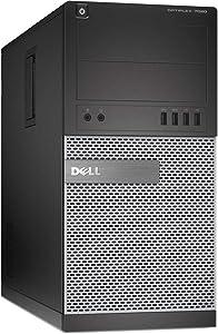 Dell Optiplex 7020 Tower Core i7-4770 3.4 GHz 8 GB 240 GB SSD DVD-RW Wi-Fi Win 10 Pro (Renewed)