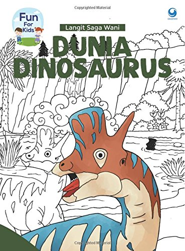 Dunia Dinosaurus Indonesian Edition Langit Saga Wani