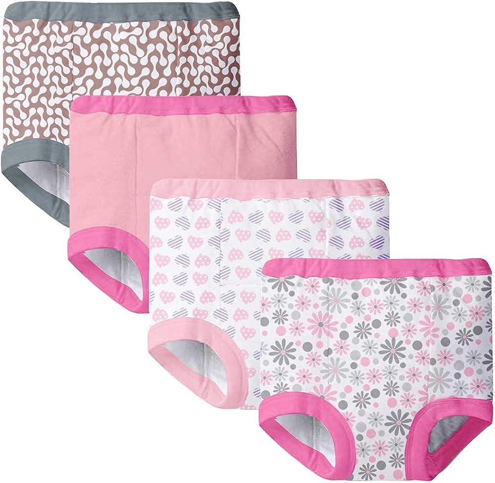 Toddler Potty Training Pants,Toilet Training Pants smart sisi Anti Leakage Training Pants for Babies