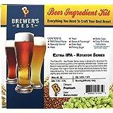 Brewer's Best Home Brew 5 Gallon Beer Ingredient Recipe Kit Extra IPA Hop Rotator Series With Lemondrop Hops
