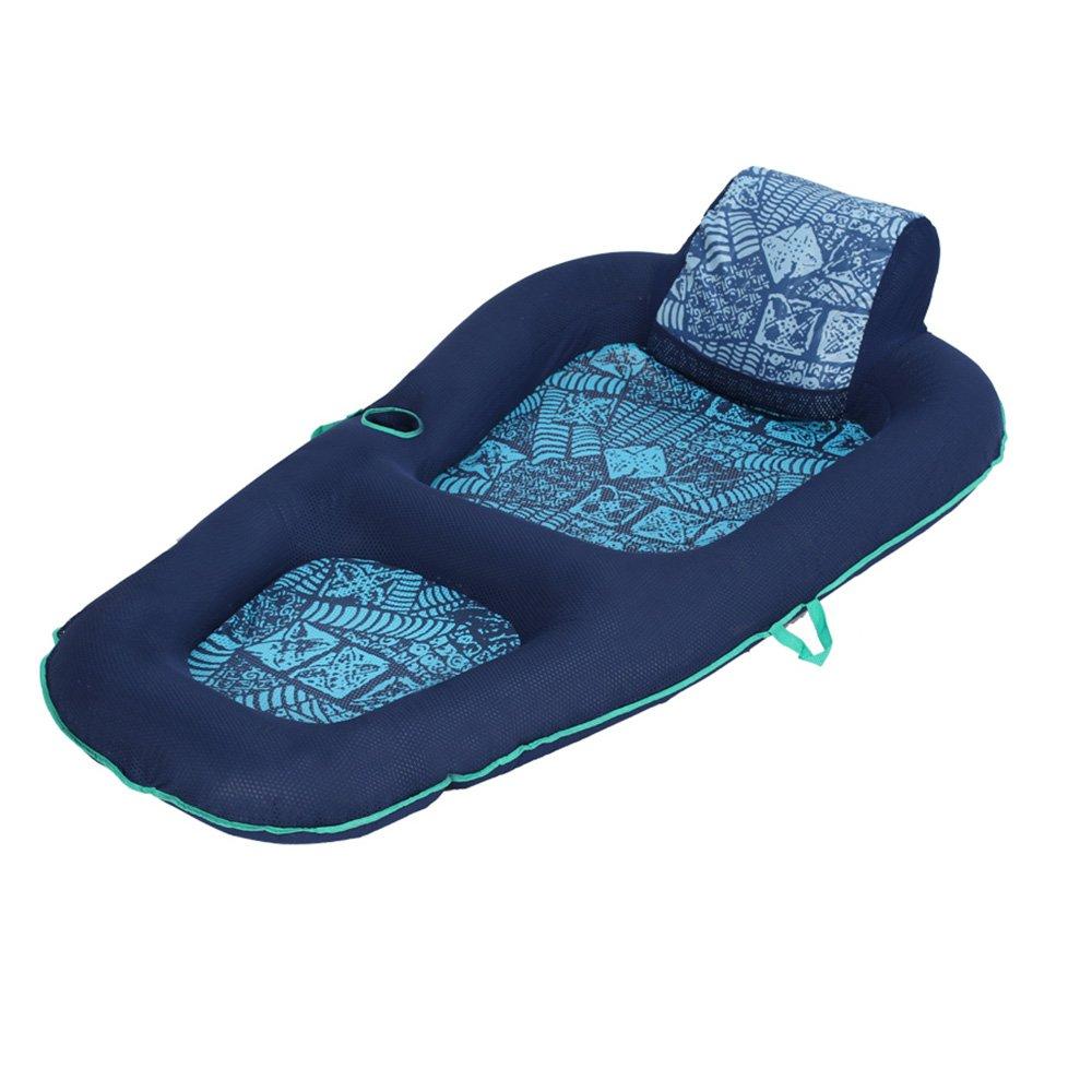 descuento de ventas Cotangle Flotador de la Piscina Tumbona Tumbona Tumbona Beach Float Raft Fun Kids Swim Party Juguete Summer Pool Lounge balsa natación Vueltas  bajo precio del 40%